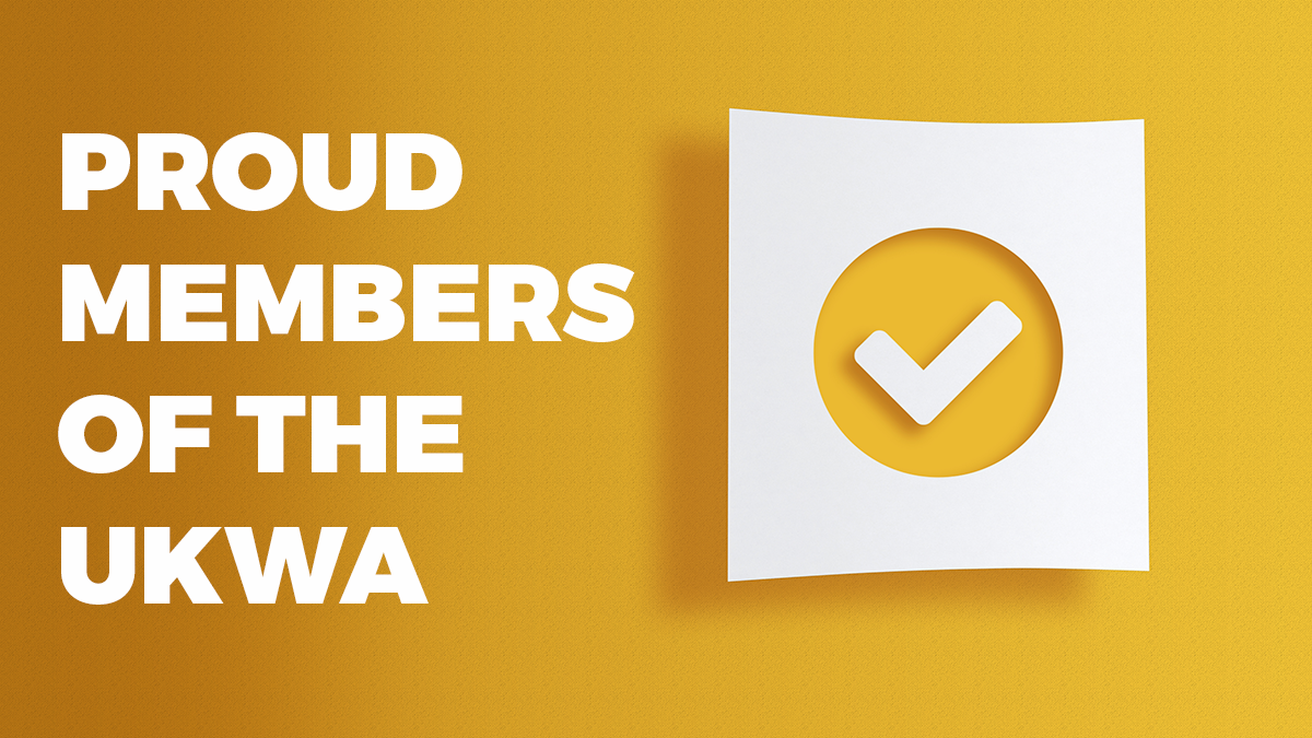 We're proud to be members of the UKWA